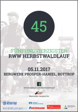 Bottroper Herbstwaldlauf